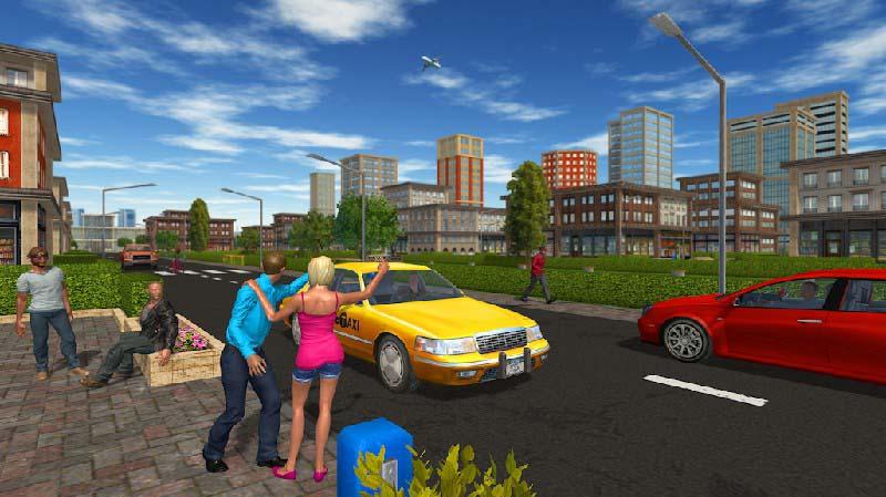 Taksi Permainan Gratis - Game Simulator Teratas