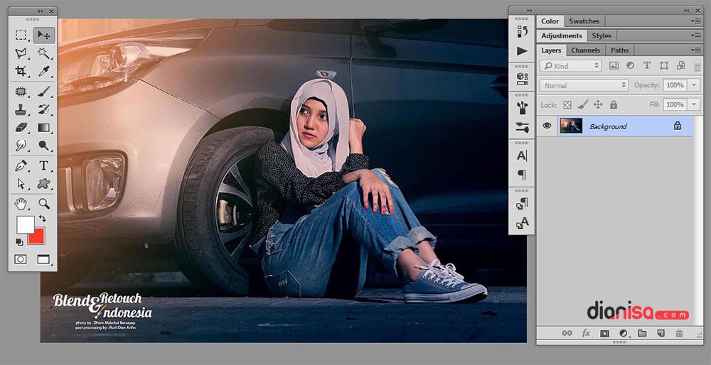 Mengubah Ukuran Foto Photoshop 3
