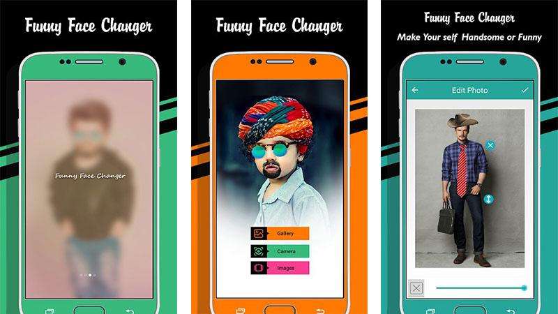 Face Changer Photo Editor