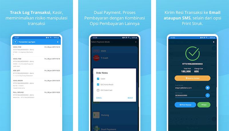 20 Aplikasi Kasir Android Terbaik Cocok Untuk Ukm Umkm