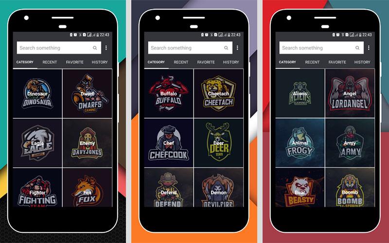 Gaming Logo Design Ideas eSport