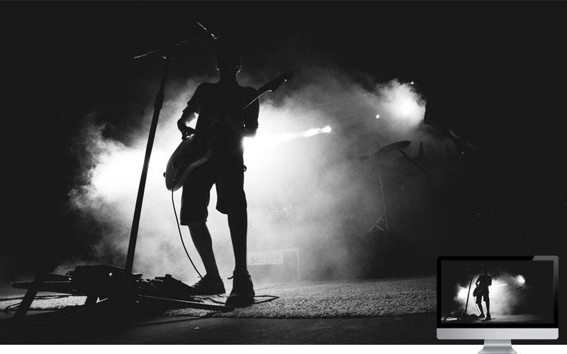 #27. Guitarist Musician Concert Wallpaper