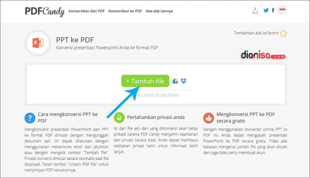 8 Cara Mengubah File Ppt Ke Pdf Di Laptop Hp Gratis