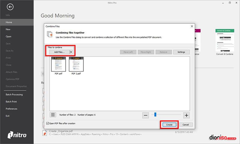8 Cara Menggabungkan File Pdf Jadi 1 Halaman Offline Online