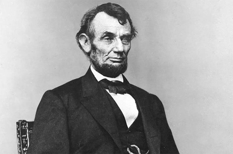 Kata Bijak Abraham Lincoln