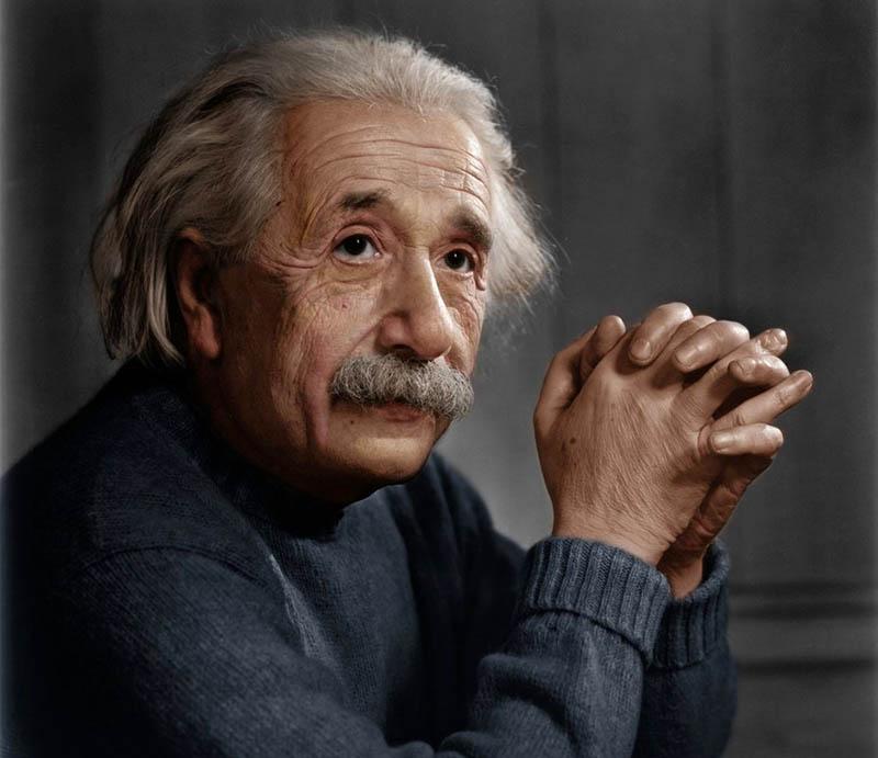 Kata Mutiara Albert Einstein tentang ikan
