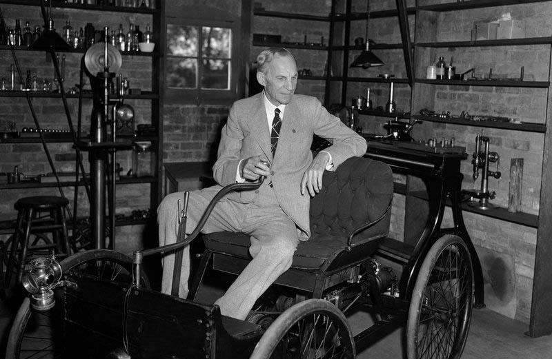 Kata Bijak Henry Ford