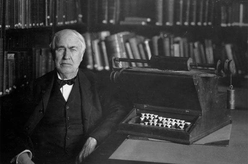 Kutipan Bijak Thomas Alva Edison
