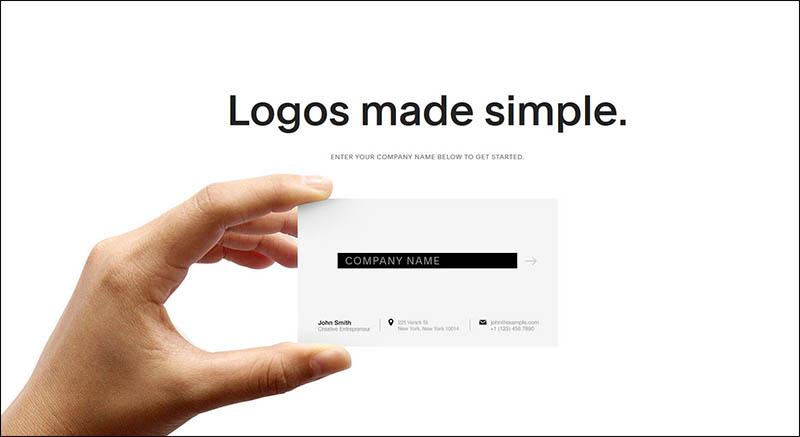 Squarespace Logo Maker