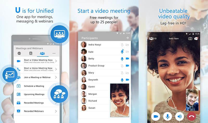 U-Webinar Meeting Messenger
