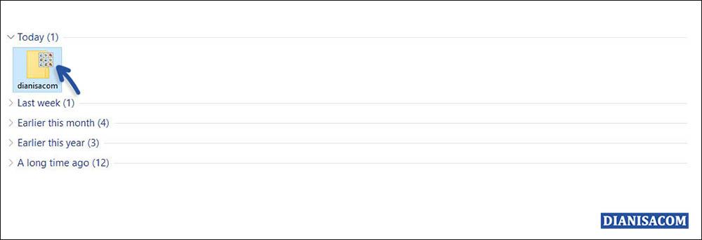 4 Hasil Icon Folder Windows