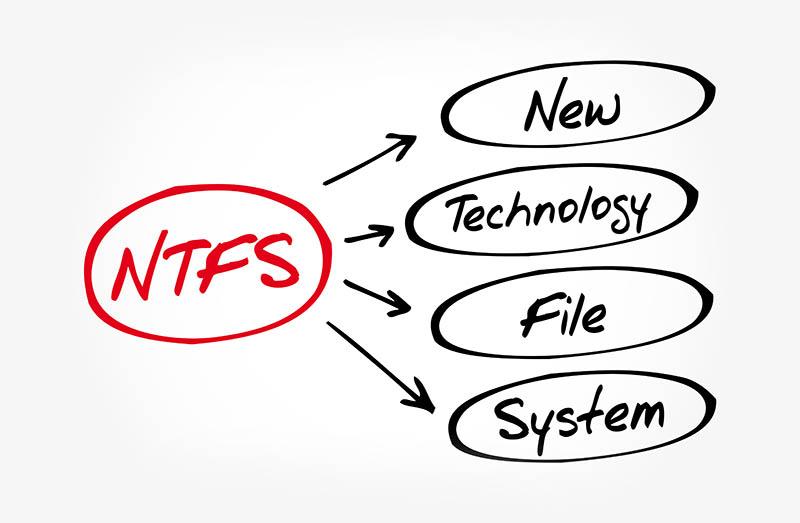 Pengertian NTFS