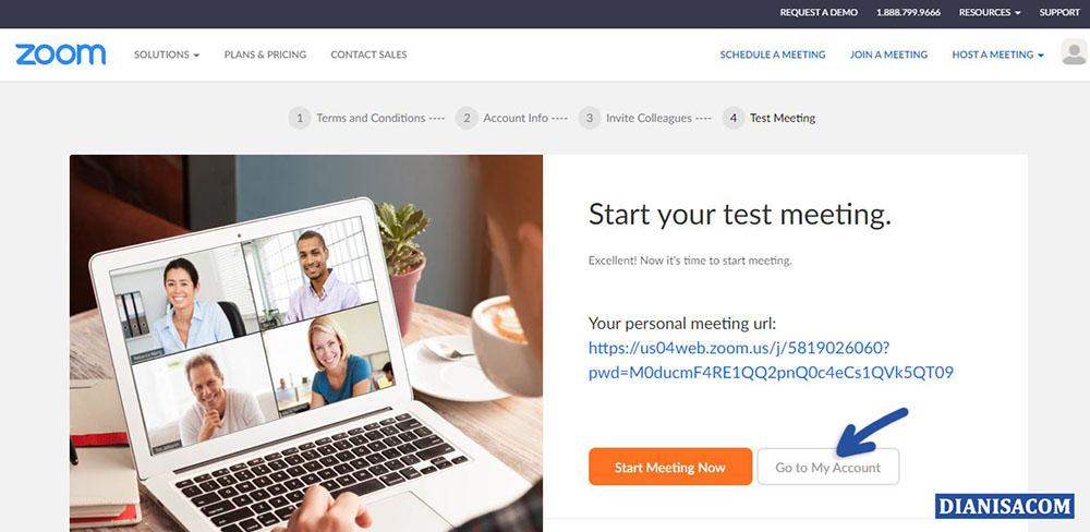 8 Link Meeting untuk Zoom