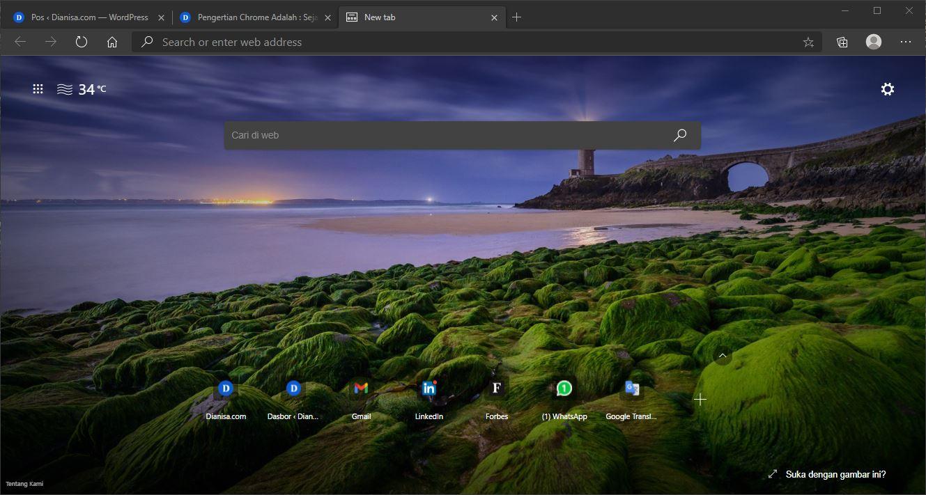 Fitur dan Manfaat Microsoft Edge