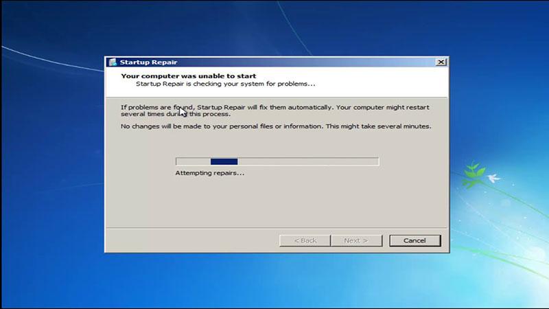 2. Repair Komputer