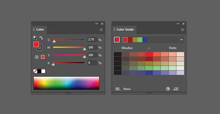 Color Adobe Illustrator