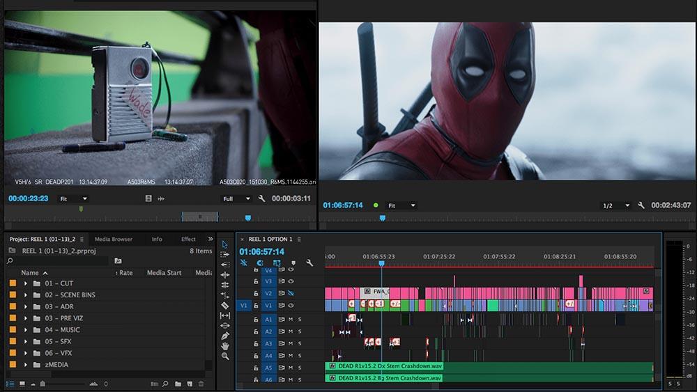 Fitur Utama Adobe Premiere Pro