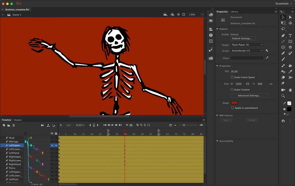 Kelebihan dan Kekurangan Adobe Animate CC