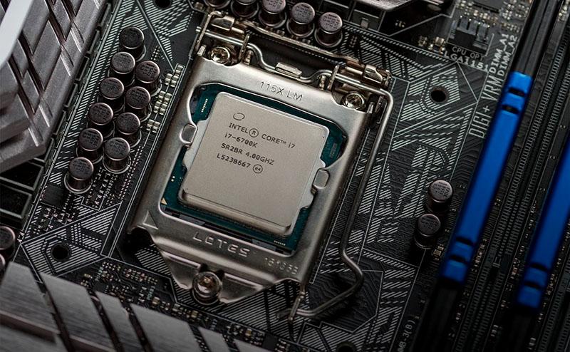 Bagian dan Komponen CPU Komputer