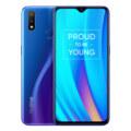 Tampilan Realme 3 Pro Blue