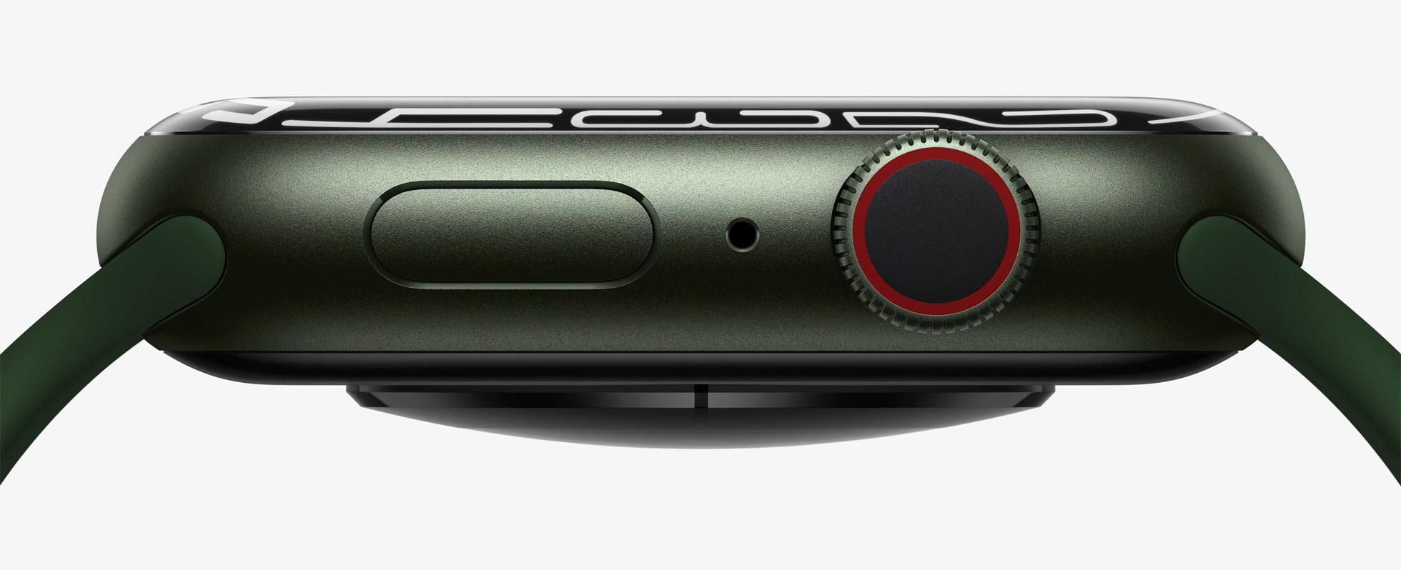 Durabilitas dari Apple Watch Series 7