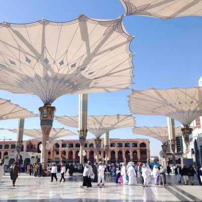 Umrah, Sebuah Perjalanan Hati (2): Madinah Al Munawwarah