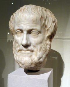 Aristotle. Original 4th c. BC; this Roman copy, mid-1st c. AD. Vienna, Kunsthistorisches Museum. Photo: Dianne L. Durante