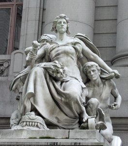 Daniel Chester French, America
