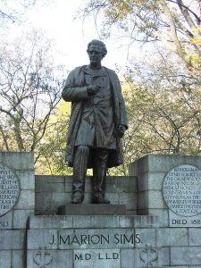 Ferdinand von Miller II, Dr. James Marion Sims