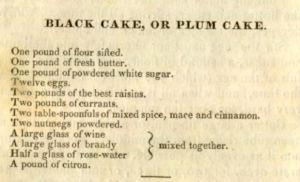 Mrs. Leslie's wedding cake recipe