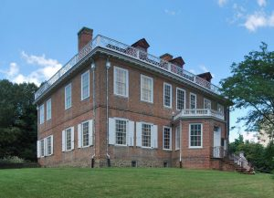 The Schuyler Mansion in Albany. Photo: Matt Wade Photography / Wikipedia.