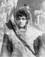 Adventurer Josephine D Peary lived on Eagle Island for more than 50 summers.