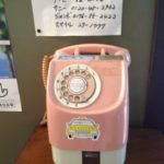 """In Oirase, at this traditional inn, or """"ryokan"""", you can still dial for a taxi."""