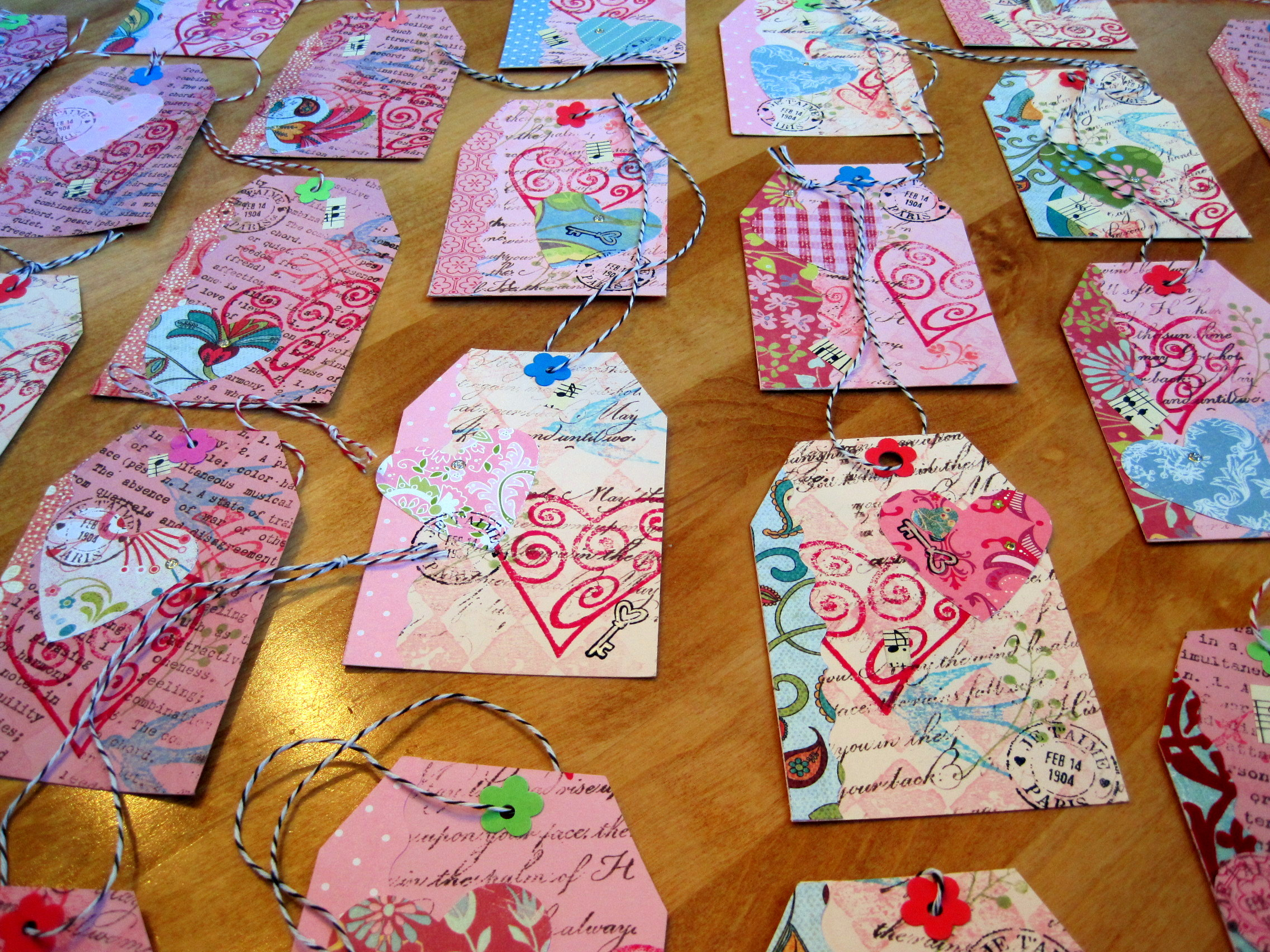 13 Valentine Craft Ideas