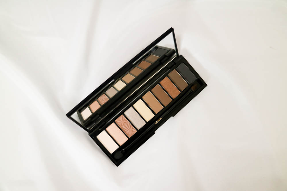 LA Palette Nudes Nude Beige BeautyMNL