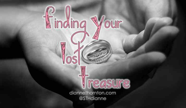 When You Find Your Lost Treasure
