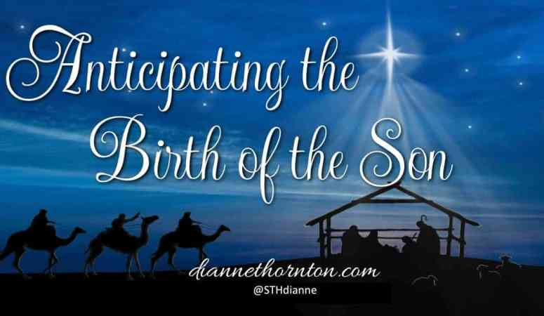 Anticipating The Birth Of The Son