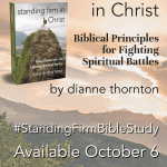 Wearing the Armor of God is about standing firm in Christ. When we know who we are in Him, we can fight our enemy effectively and experience victory.