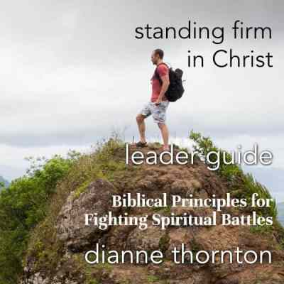 Standing Firm in Christ Leader Guide