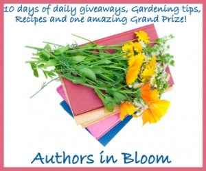 Authors in Bloom 2014 Blog Hop!