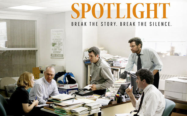 Spotlight: Break The Story. Break The Silence