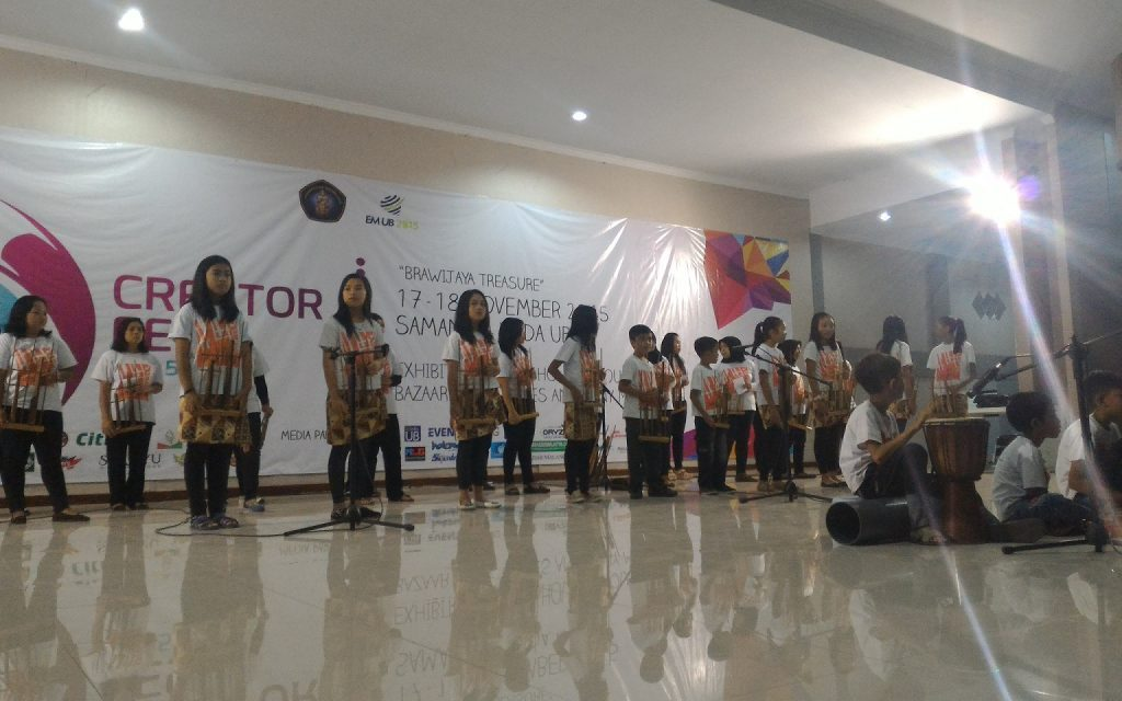 Pameran Karya Mahasiswa dalam Creator Fest