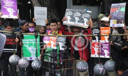 Peringati Hari Kebebasan Pers Internasional, Koalisi Jurnalis dan Persma Malang Raya Beri Teguran Kepada Pemerintah Kota Malang