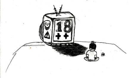 Dampak Krisis Tayangan Televisi Bagi Anak