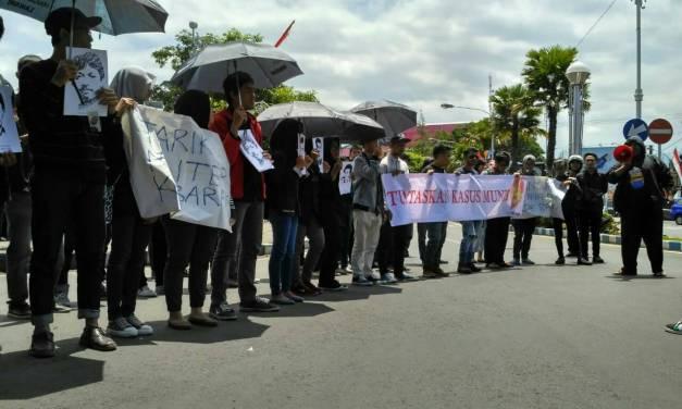 Aksi Kamisan Malang: Tuntut Keseriusan Pemerintah dalam Penyelesaian Kasus HAM.