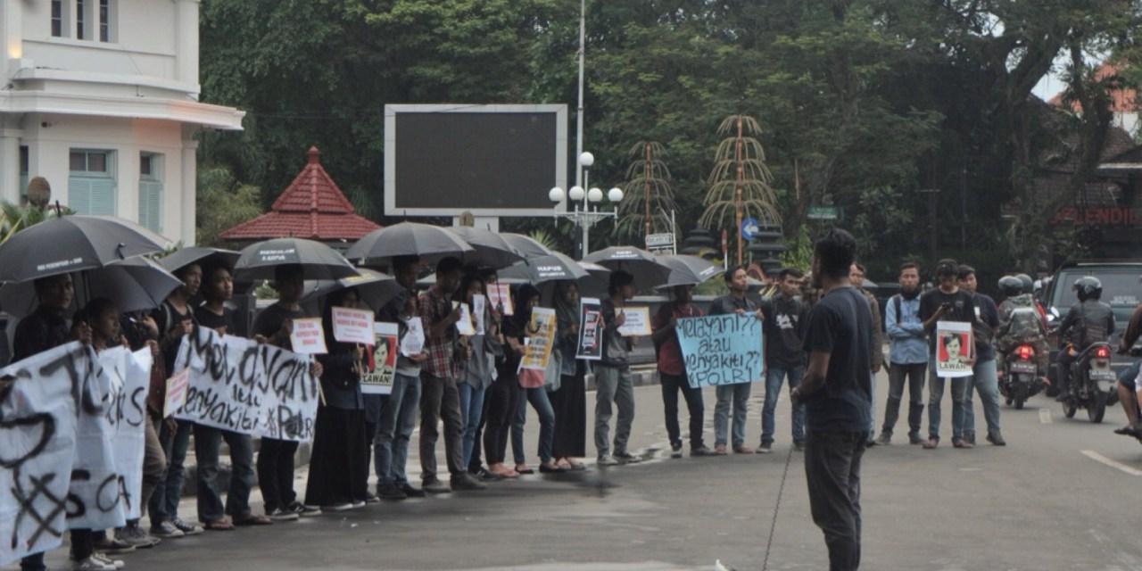 Aksi Kamisan: Tuntut Represifitas Terhadap Persma