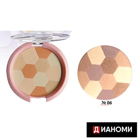 FFLEUR B-608 №6 румяна(12/18 шт) 2
