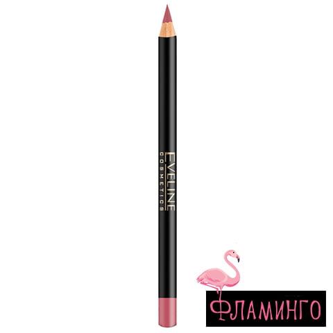 EV Карандаш для губ №12 с точ. MaxIntenCol Розовый/Pink (6/36шт) 1