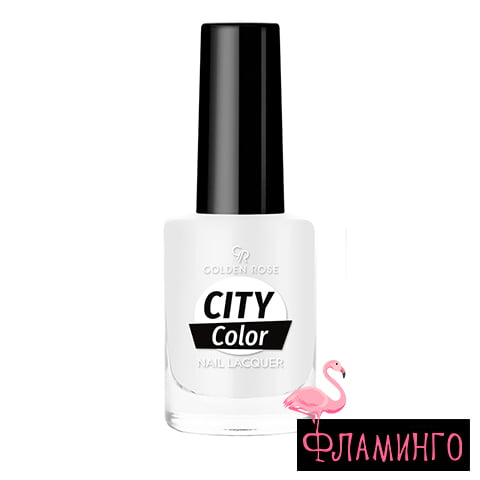 GR CITY COLOR (10,2мл) Лак д/ногтей № 002 1
