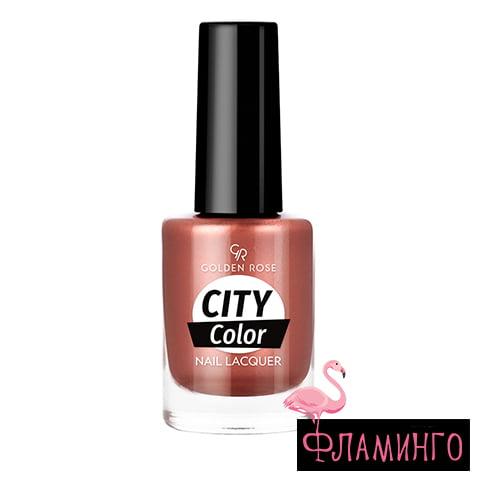 GR CITY COLOR (10,2мл) Лак д/ногтей № 041 1